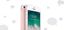 Дайте оценку товарам и выиграйте iPhone SE!