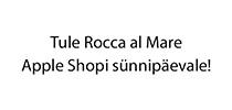 Tule 24. märtsil Rocca al Mare Apple Shopi sünnipäevale ja naudi suurepäraseid eripakkumisi!