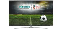 Parim jalgpallielamus algab siit - Hisense U7A ULED teler