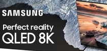 Osta Samsung QLED 8K  teler ja saad kingiks Soundbari väärtusega 1499€!