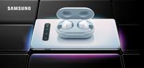 Eeltelli Samsung Galaxy S10 või S10+ ja saa kingituseks Galaxy Buds täiesti juhtmevabad kõrvaklapid!