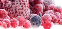 Заморозка овощей и ягод позволяет сохранить содержащиеся в них витамины и питательные вещества