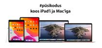 #püsikodus iPadi või Maciga
