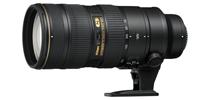 Nikon представляет объектив AF-S NIKKOR 70-200MM F/2.8G ED VR II