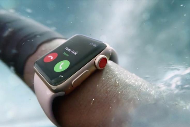 c3f70460c46 Enne uute iPhone mudelite tutvustamist avalikustas Apple uue nutikella Apple  Watch Series 3. Tegemist on esimese Apple nutikellaga, millest pakutakse ...