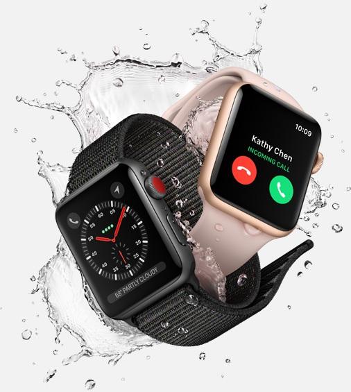 fa45d1ccbc4 Apple Watch 3 Series saabub muidugi koos uue tarkvaraga. Watch OS4 uuendused  on pühendatud senisest veelgi enam spordile ja tervisele.